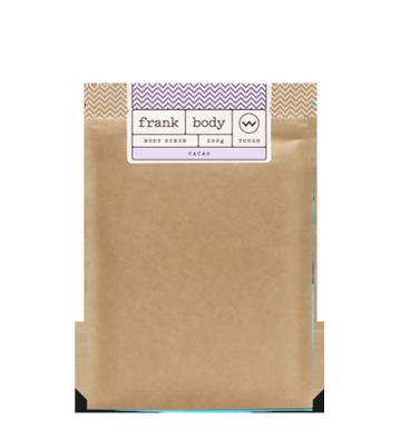 Frank Body Cacao Coffee Scrub (200g) image