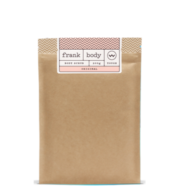 Frank Body Original Coffee Scrub (200g) image