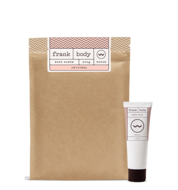 Frank Body Balm Bundle image