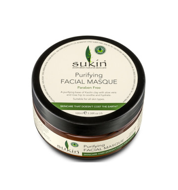 SUKIN Purifying Facial Masque (100ml) image