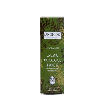 ANTIPODES Divine Face Oil Organic Avocado Oil and Rosehip (30ml) image