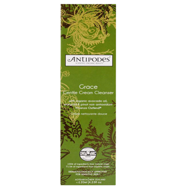 ANTIPODES Grace Gentle Cream Cleanser (120ml) image