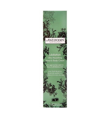 ANTIPODES Jubilation Hand and Body Cream (120ml) image