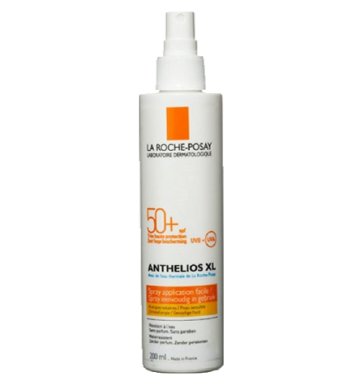 LA ROCHE-POSAY Anthelios Spray SPF 50+ (200ml) image