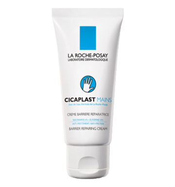 LA ROCHE-POSAY Cicaplast Mains Barrier Repairing Cream (50ml) image