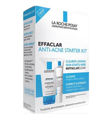 LA ROCHE-POSAY Effaclar Anti-acne Starter Kit image