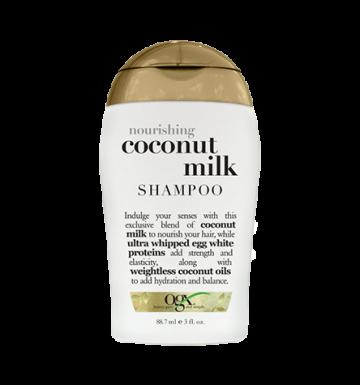 OGX Trial Size Nourishing Coconut Milk Shampoo (88.7ml) image