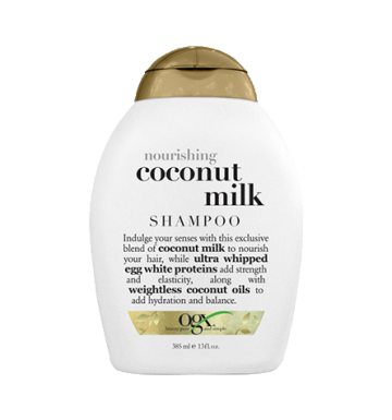 OGX Shampoo Nourishing Coconut Milk (385ml) image