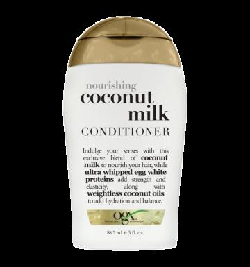 OGX Trial Size Nourishing Coconut Milk Conditioner (88.7ml) image