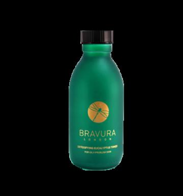 BRAVURA Detoxifying Eucalyptus Astringent Toner 15% Aha/Bha (150ml) image
