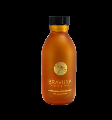 BRAVURA Revitalising Ginseng Toner With Glycolic Acid 5% (150ml) image