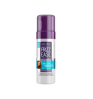 JOHN FRIEDA Frizz Ease Air-Dry Waves Styling Foam (147ml) image