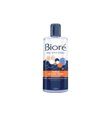 BIORE  Triple Action Toner (250ml) image