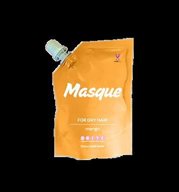 BRITE ORGANIX Masque For Dry Hair - Mango (100ml) image