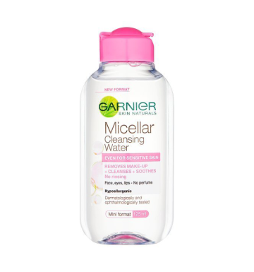 GARNIER Skin Naturals Micellar Cleansing Water (125ml) image