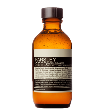 AESOP Parsley Seed Facial Cleanser (200ml) image