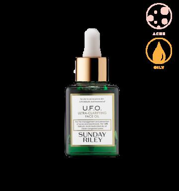 SUNDAY RILEY U.F.O. Ultra-Clarifying Face Oil (35ml) image