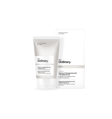 THE ORDINARY Vitamin C Suspension 23% + HA Spheres 2% (30ml) image