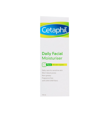 CETAPHIL Daily Facial Moisturiser (118ml) image