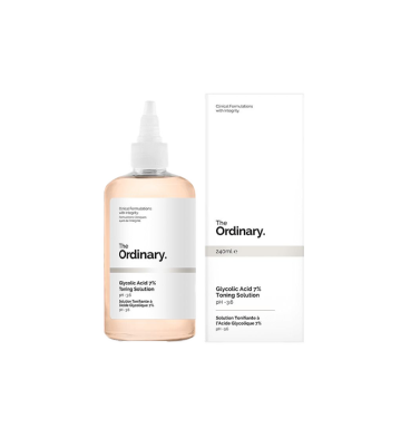 THE ORDINARY Glycolic Acid 7% Toning Solution (240ml) image
