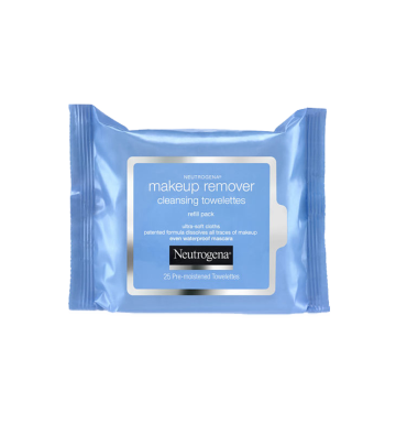 NEUTROGENA Makeup Remover Cleansing Towelettes Refill Pack - 25 Count image