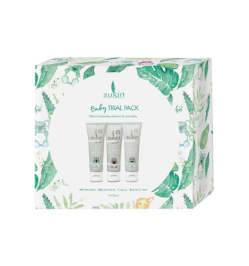 SUKIN Baby Trial Pack image
