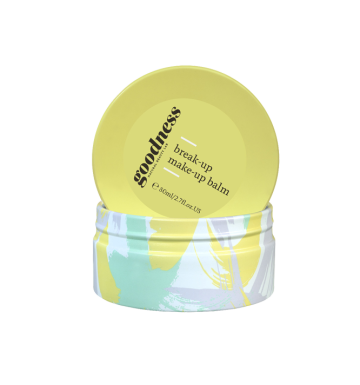 GOODNESS Break Up Make Up Balm (80ml) image