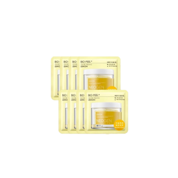 NEOGEN Bio-Peel Gauze Peeling Lemon Travel Pack (8 Pcs) image