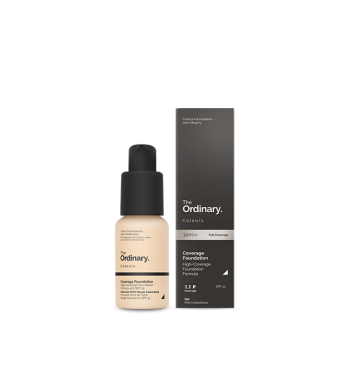 THE ORDINARY Colours Coverage Foundation - 1.1 P (30ml) image