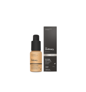 THE ORDINARY Colours Coverage Foundation - 3.0 R (30ml) image