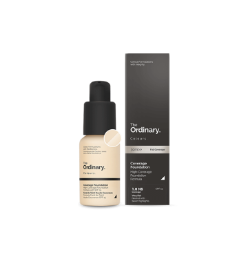 THE ORDINARY Colours Coverage Foundation - 1.0 NS (30ml) image