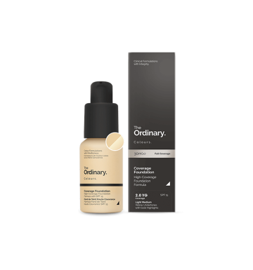 THE ORDINARY Colours Coverage Foundation - 2.0 YG (30ml) image