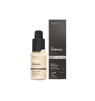 THE ORDINARY Colours Serum Foundation - 1.0 NS (30ml) image