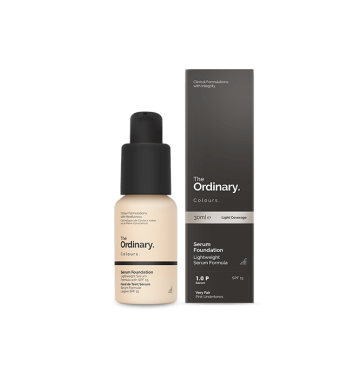 THE ORDINARY Colours Serum Foundation - 1.0 P (30ml) image