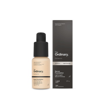 THE ORDINARY Colours Serum Foundation - 1.2 P (30ml) image