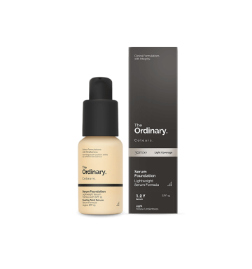 THE ORDINARY Colours Serum Foundation - 1.2 Y (30ml) image