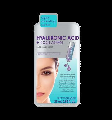 SKIN REPUBLIC Hylaronic Acid + Collagen (25ml) image