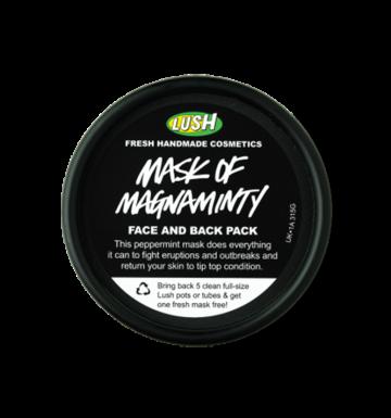 LUSH Mask Of Magnaminty (125g) image