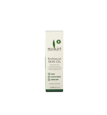SUKIN Bio Natural Skin Oil (60ml) image