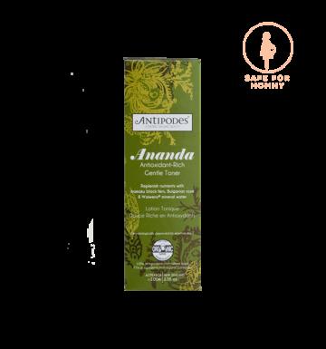 ANTIPODES Ananda Antioxidant - Rich Gentle Toner (100ml) image