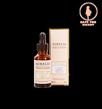 AURELIA Revitalise and Glow Serum (30ml) image