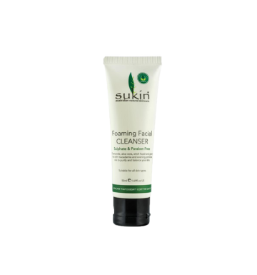 SUKIN Foaming Facial Cleanser (50ml) image