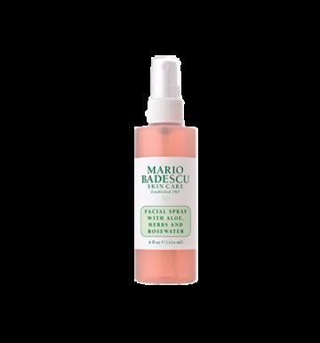 MARIO BADESCU Facial Spray With Aloe Herbs and Rosewater (236ml) image