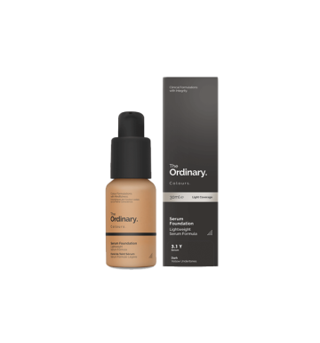 THE ORDINARY Colours Serum Foundation - 3.1 Y (30ml) image
