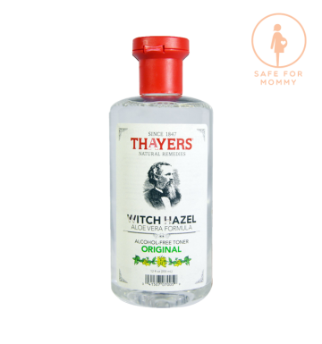 THAYERS ,Witch Hazel, Aloe Vera Formula, Alcohol-Free Toner, Original (355ml) image