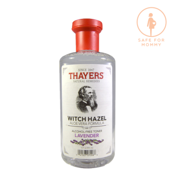 THAYERS , Witch Hazel, Aloe Vera Formula, Alcohol Free Toner, Lavender (355ml) image