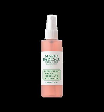 MARIO BADESCU Facial Spray With Aloe Herbs and Rosewater (118ml) image