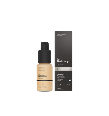 THE ORDINARY Colours Coverage Foundation - 2.1 P (30ml) image