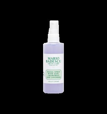 MARIO BADESCU Facial Spray With Aloe, Chamomile And Lavender (118ml) image