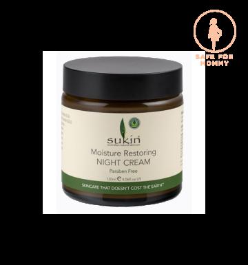 SUKIN Moisture Restoring Night Cream (120ml) image